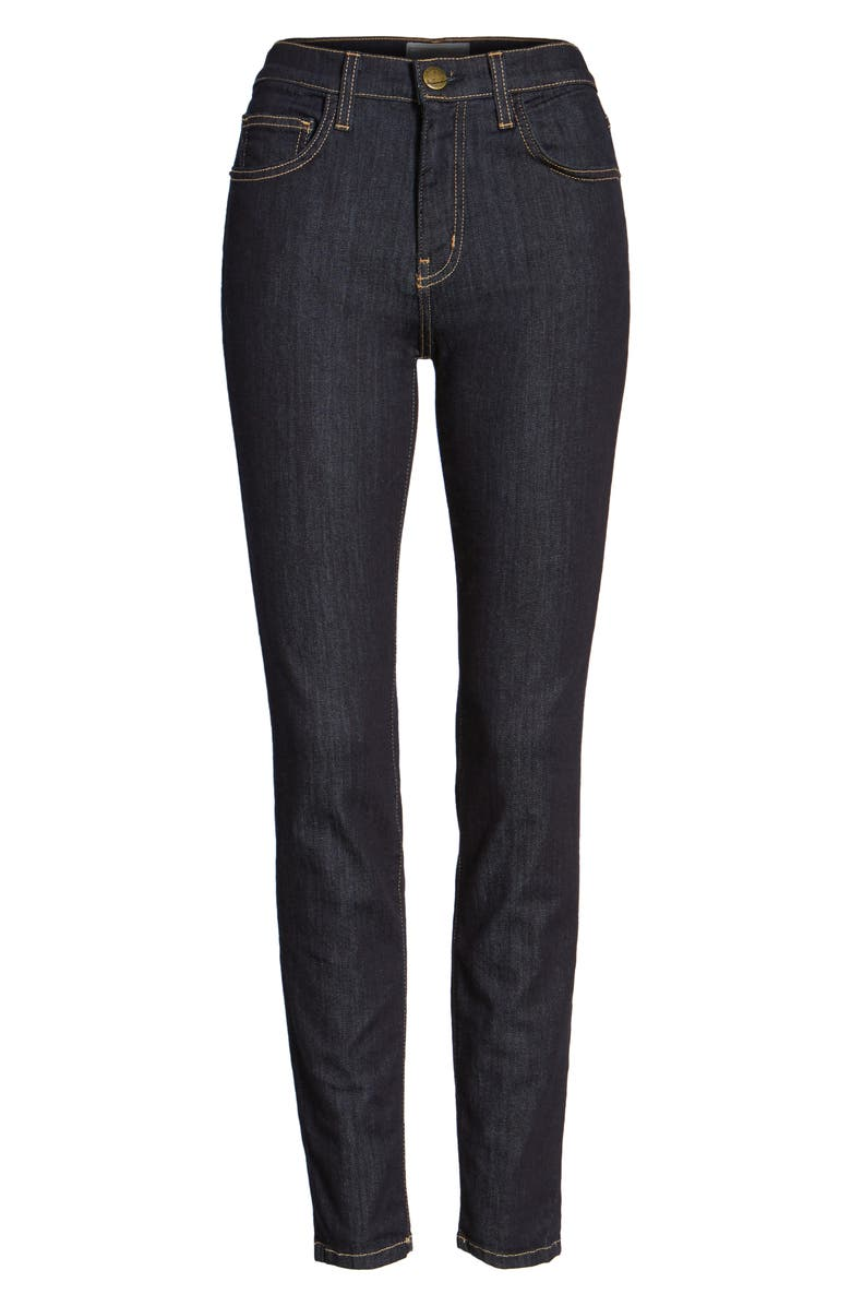 CURRENT/ELLIOTT High Waist Skinny Ankle Jeans, Main, color, 483