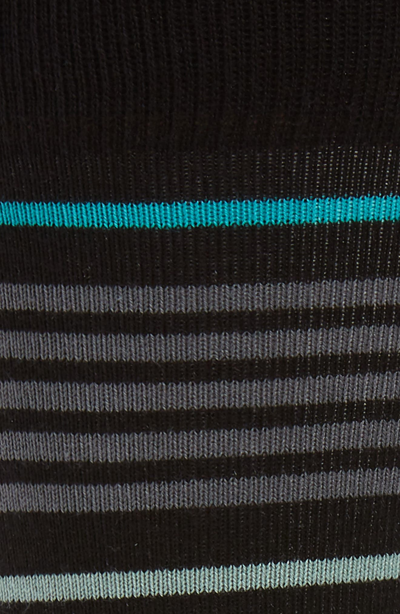,                             Vita Grade Socks,                             Alternate thumbnail 2, color,                             BLACK