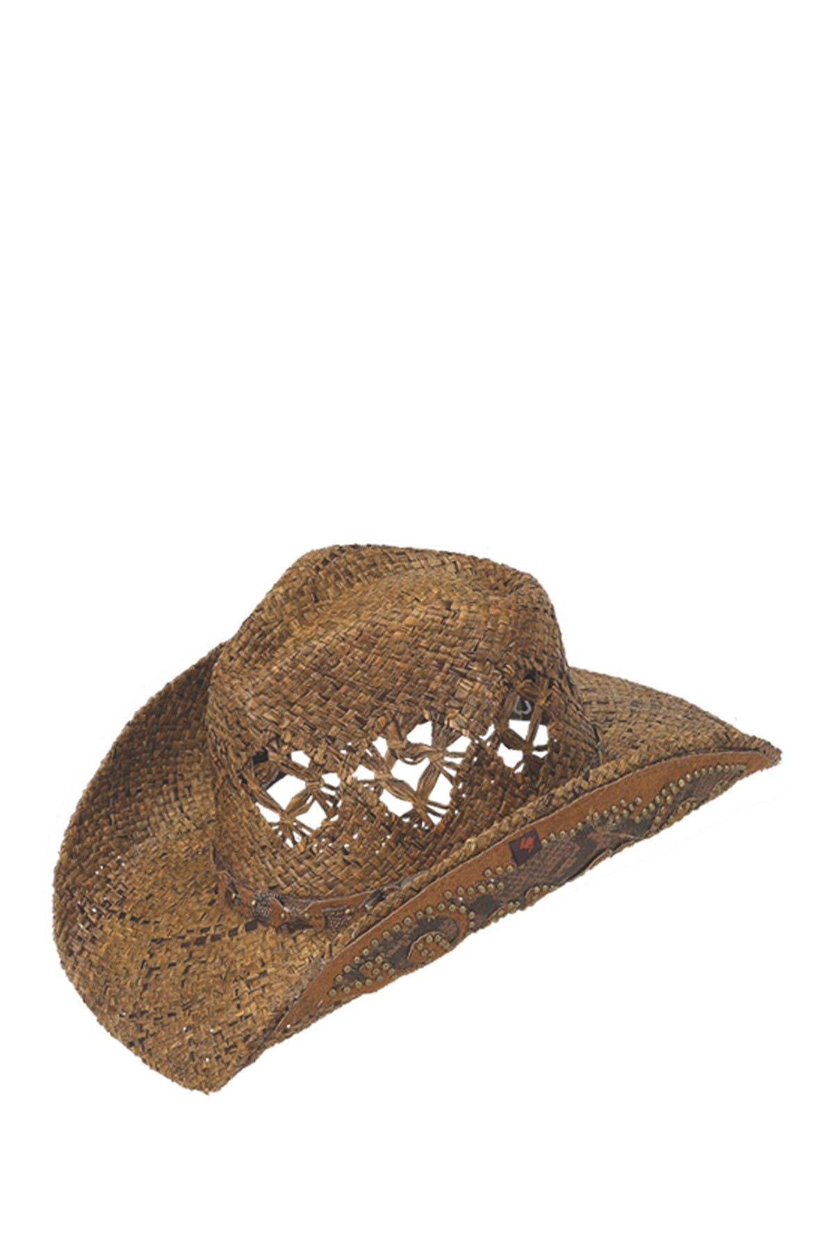 Image of Peter Grimm Headwear Jarales Studded Cowboy Hat