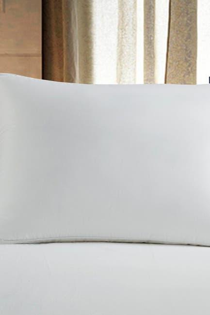 Image of Blue Ridge Home Fashions Serta 300 Thread Count White Down Fiber Bed Pillow-Side Sleeper - Jumbo - White