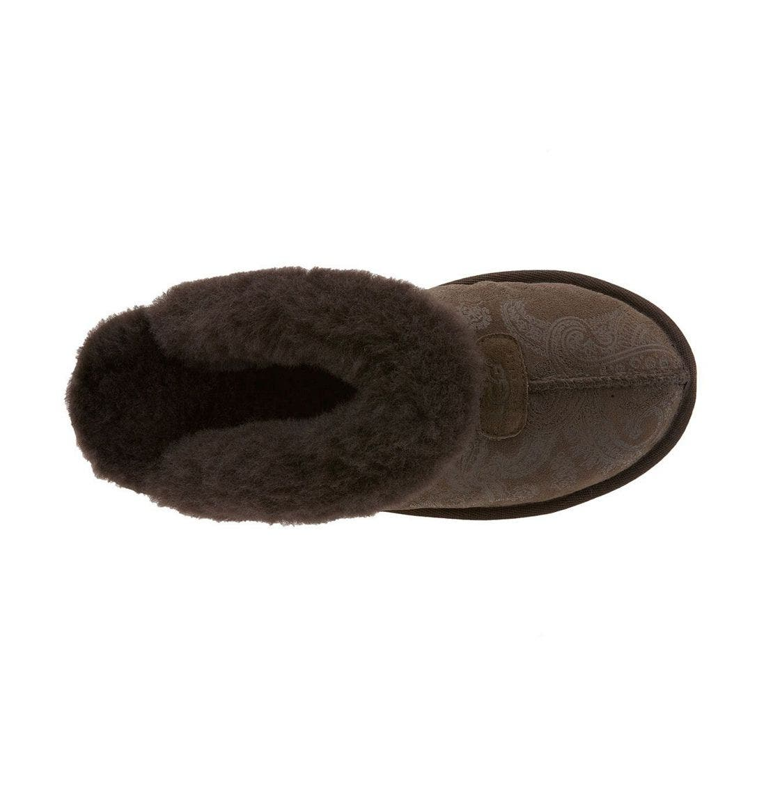 ,                             Genuine Shearling Slipper,                             Alternate thumbnail 115, color,                             200
