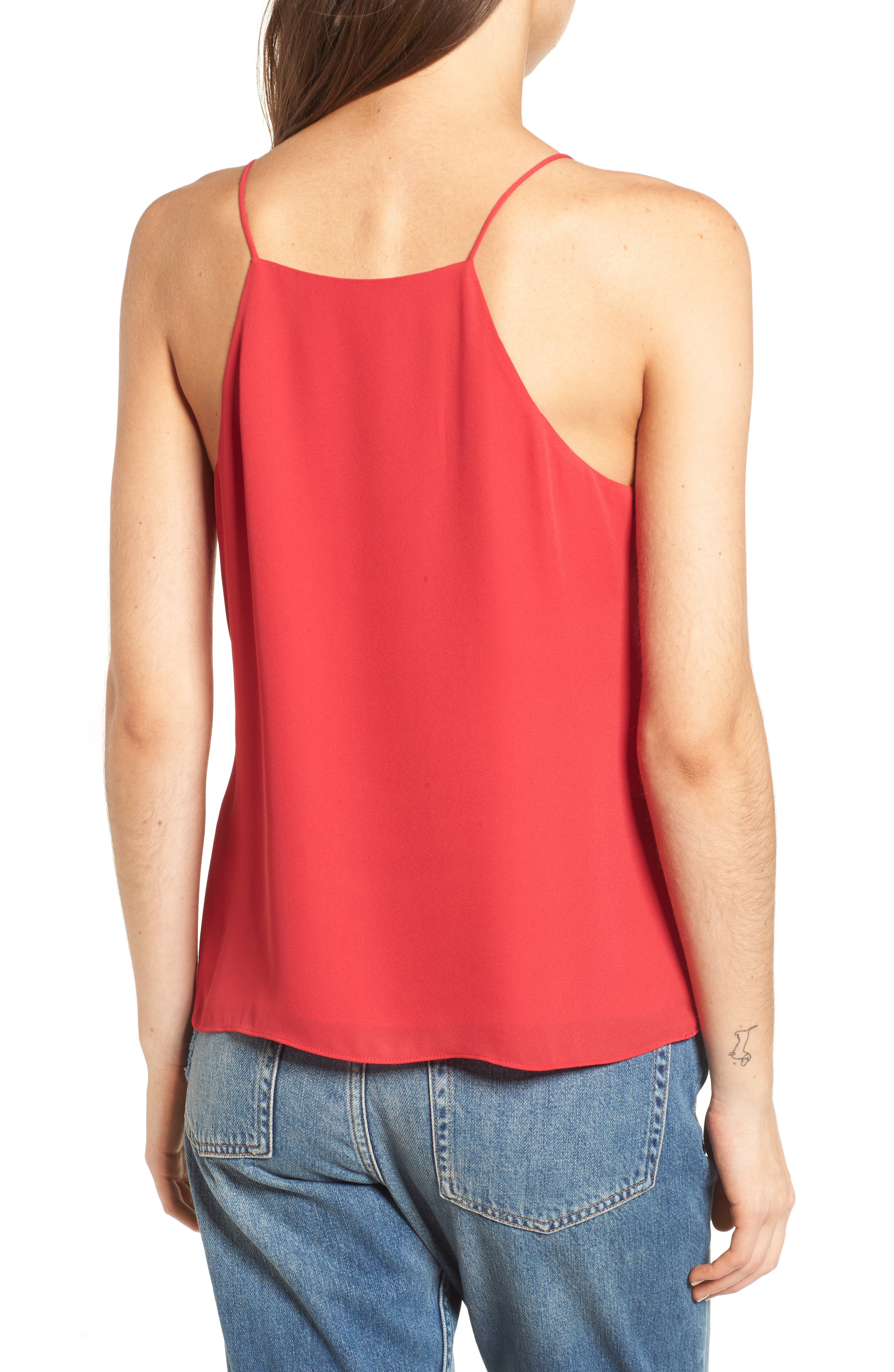 ,                             Posie Strappy Camisole,                             Alternate thumbnail 75, color,                             600