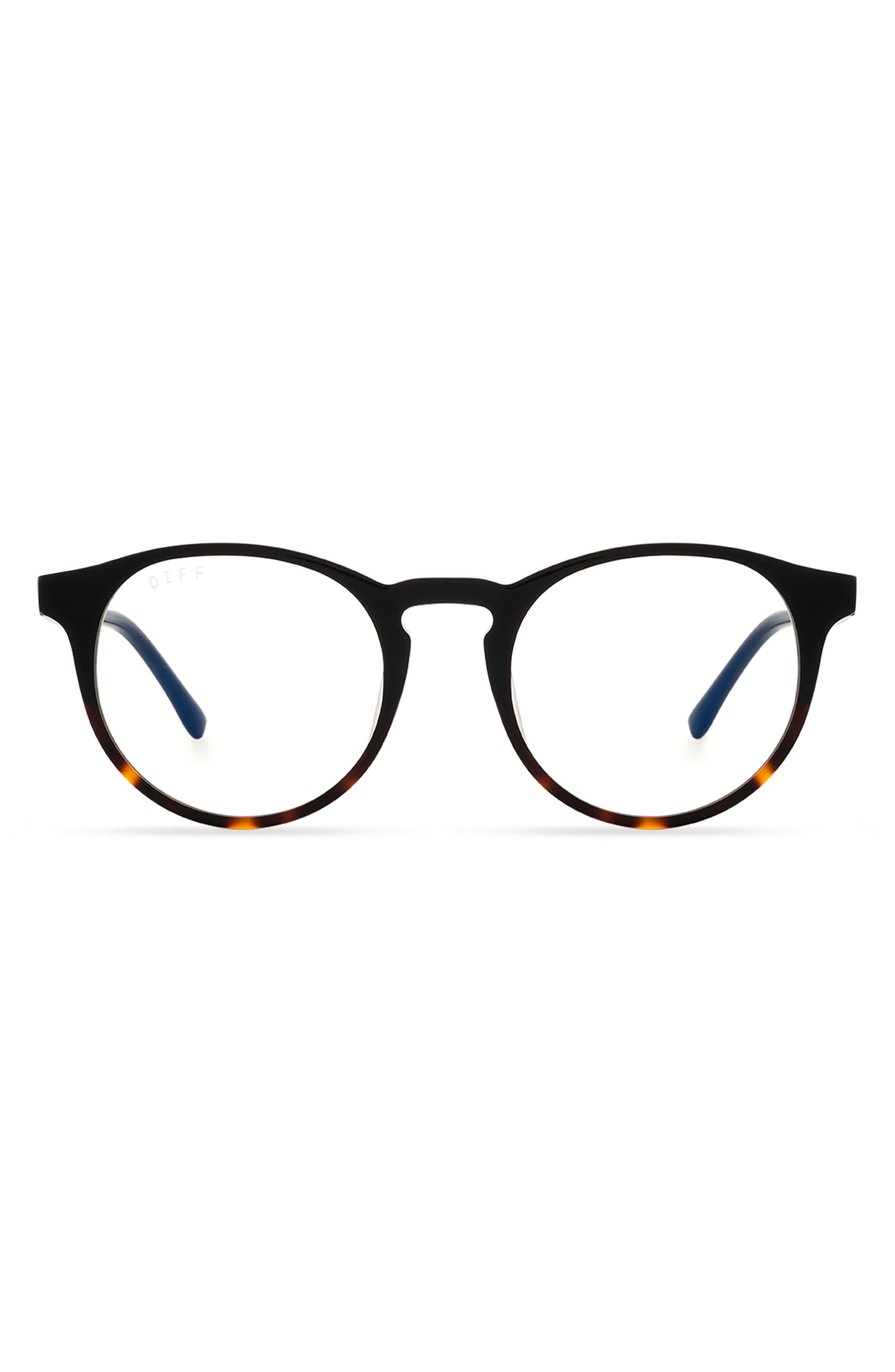 Sawyer 47mm Round Optical Glasses