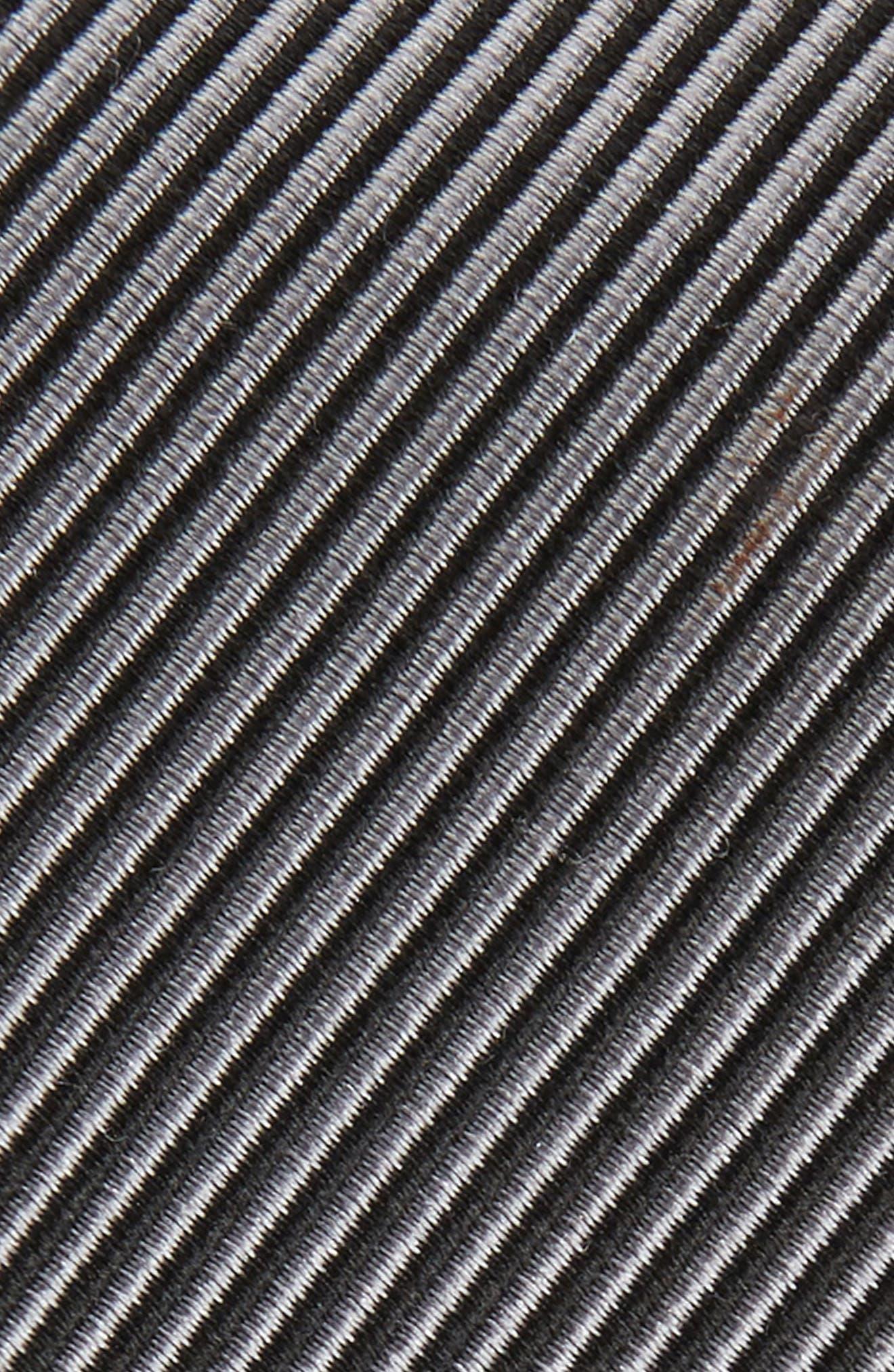 ,                             Stripe Silk Tie,                             Alternate thumbnail 2, color,                             004