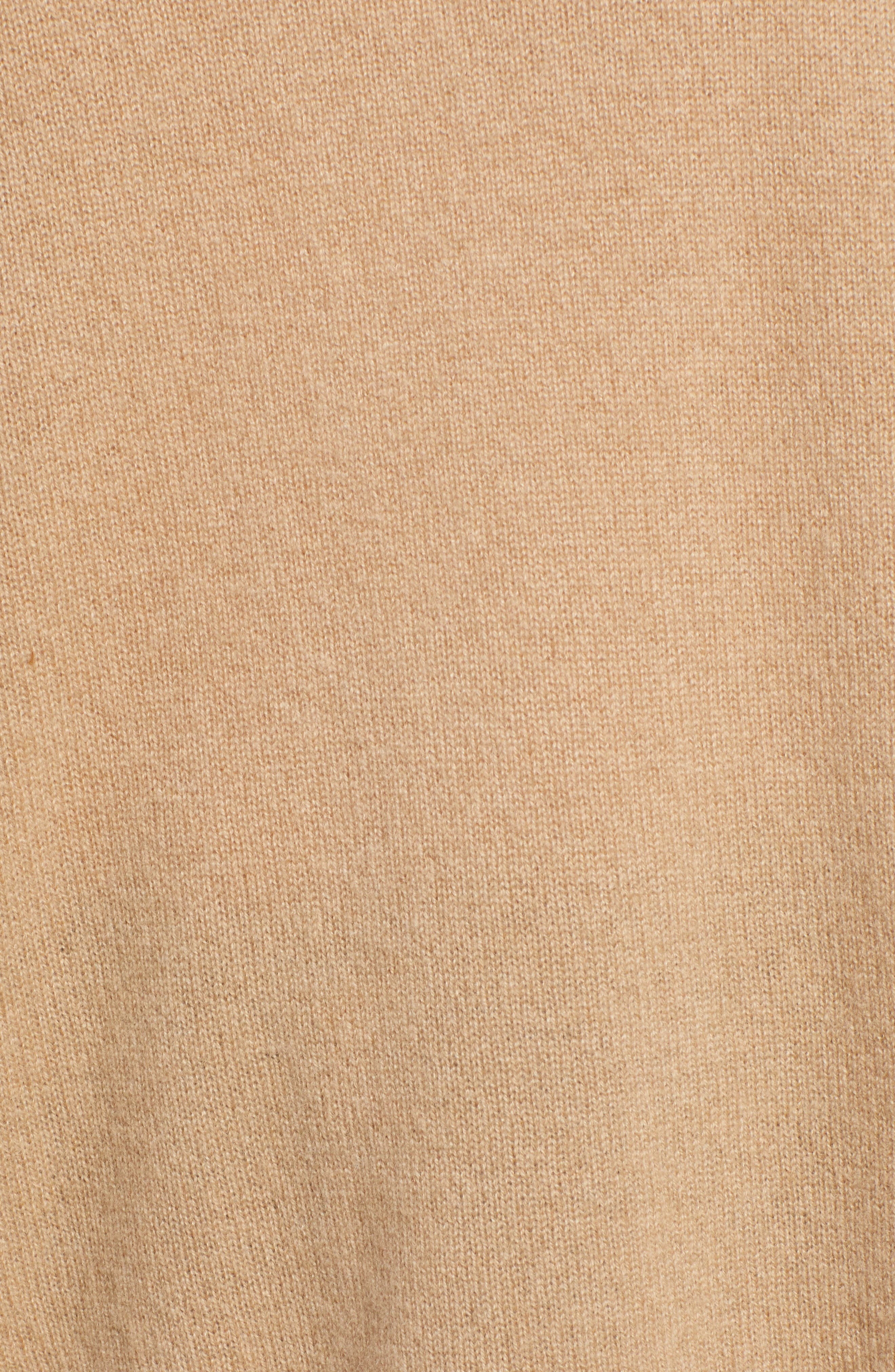 ,                             Relaxed V-Neck Cashmere Sweater,                             Alternate thumbnail 40, color,                             230