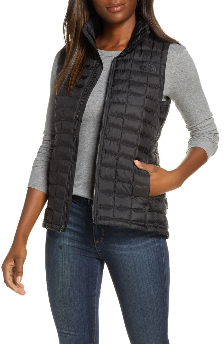 THE NORTH FACE ThermoBall<sup>™</sup> Eco Vest, Main, color, TNF BLACK MATTE