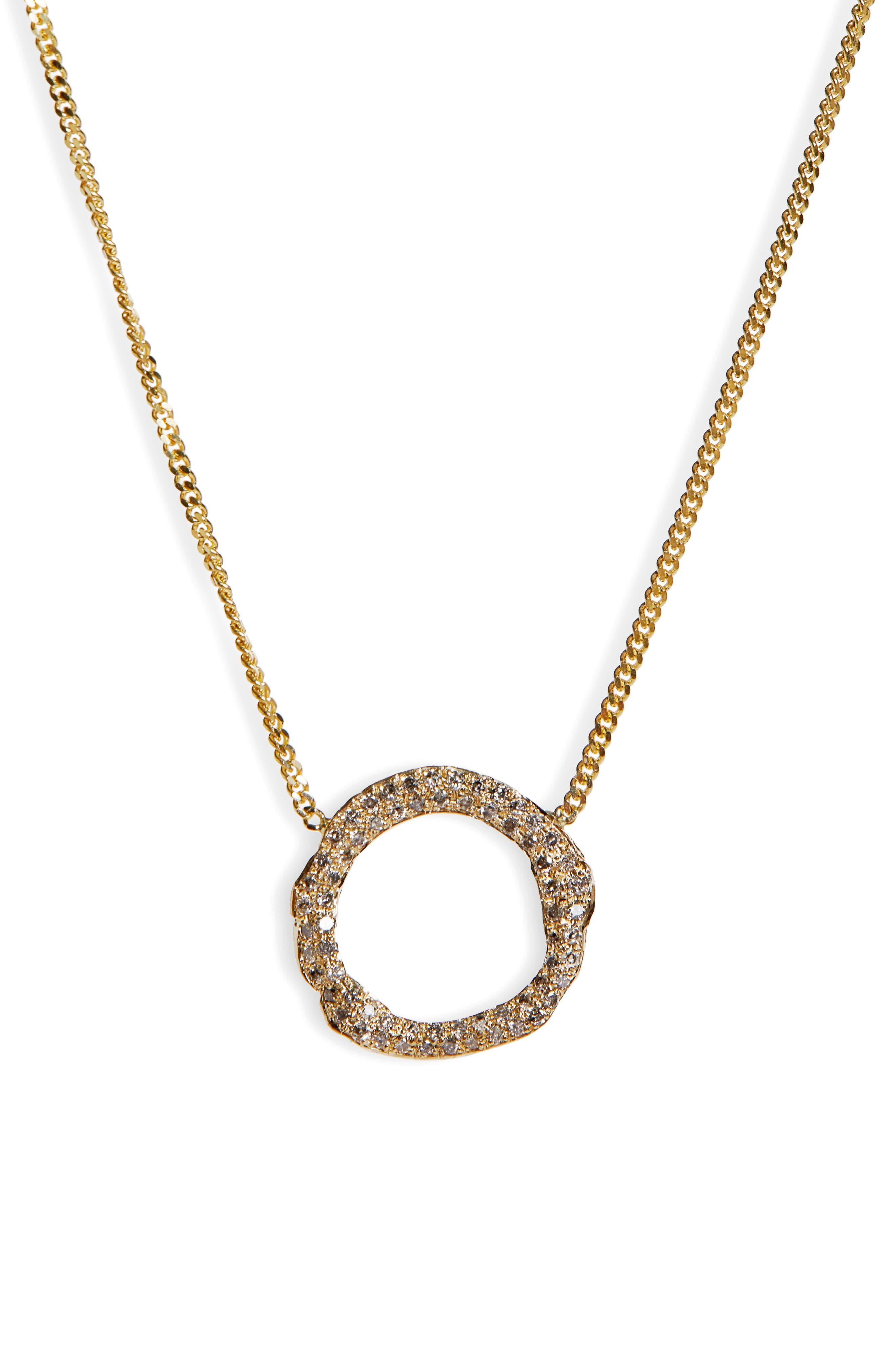 Vega Pendant Necklace
