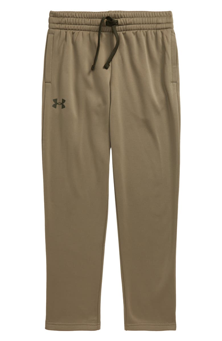 UNDER ARMOUR Armour Fleece<sup>®</sup> Pants, Main, color, OUTPOST GREEN/ GUARDIAN GREEN