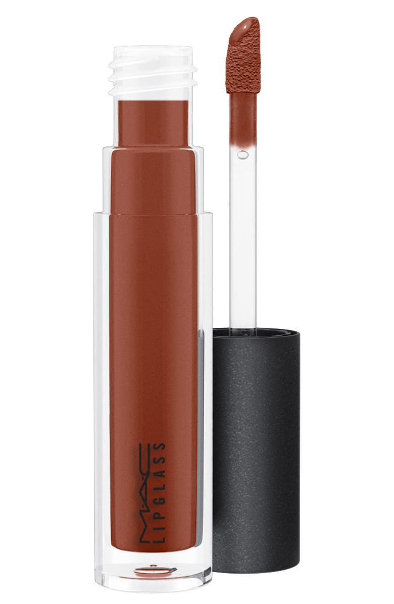 MAC COSMETICS MAC Strip Down Nude Lipglass, Main, color, LOW-CUT