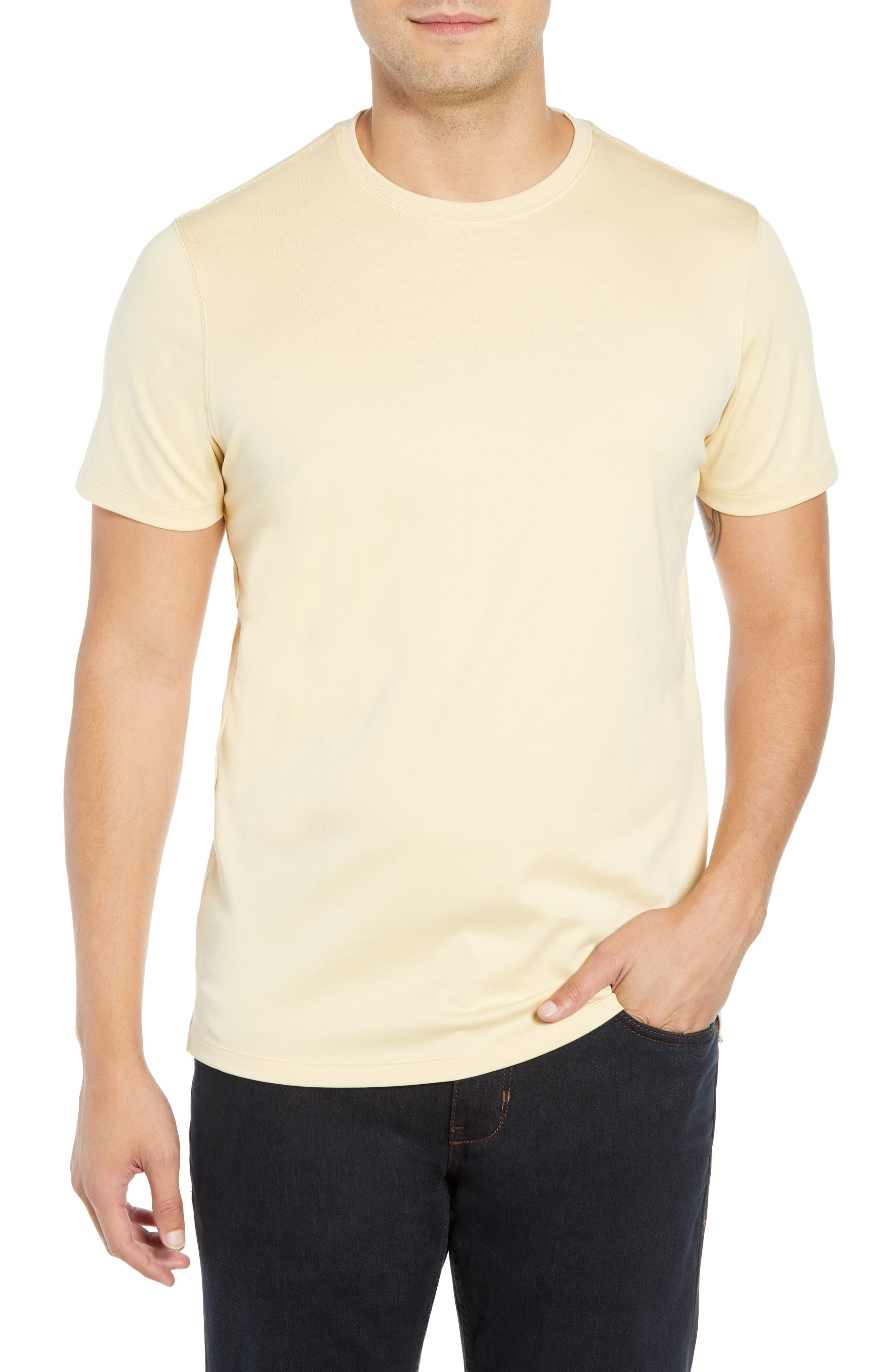 ,                             Georgia Crewneck T-Shirt,                             Main thumbnail 114, color,                             704
