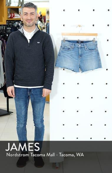 Gemma Cutoff Denim Shorts, sales video thumbnail