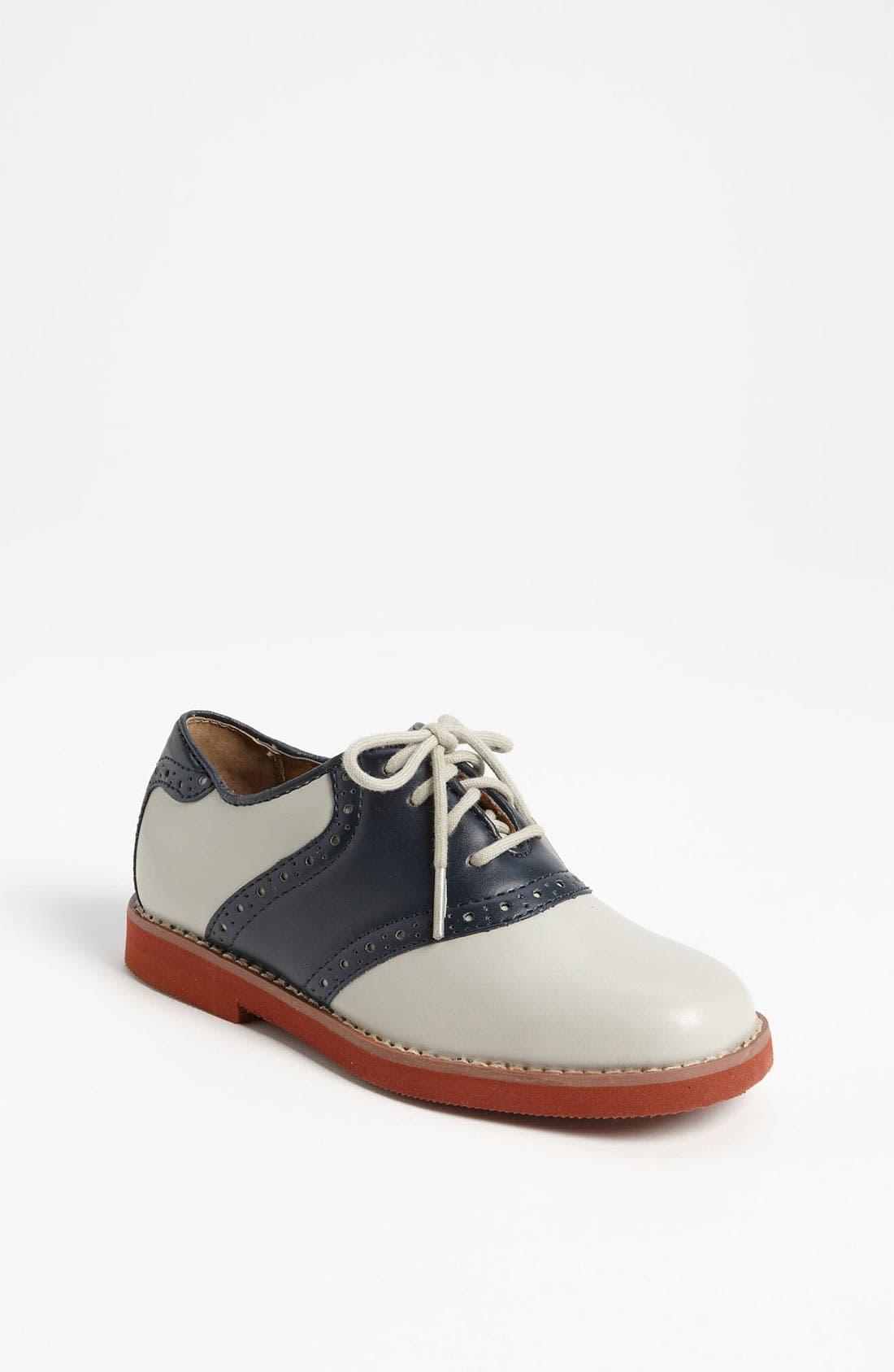 'Kennett Jr.' Saddle Slip-On, Main, color, 116