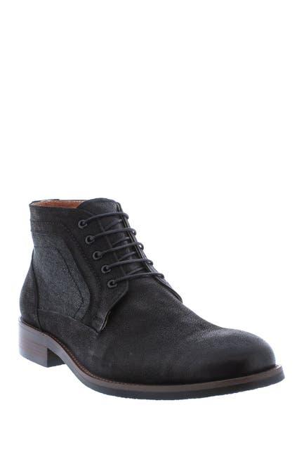Image of English Laundry Kobi Leather Lace-Up Boot