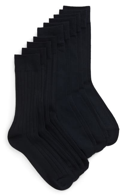 Image of Nordstrom 5-Pack Ultrasoft Socks