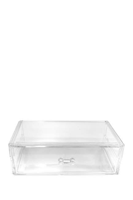 Image of Sorbus Acrylic Cosmetics, Makeup, and Jewelry Storage Case