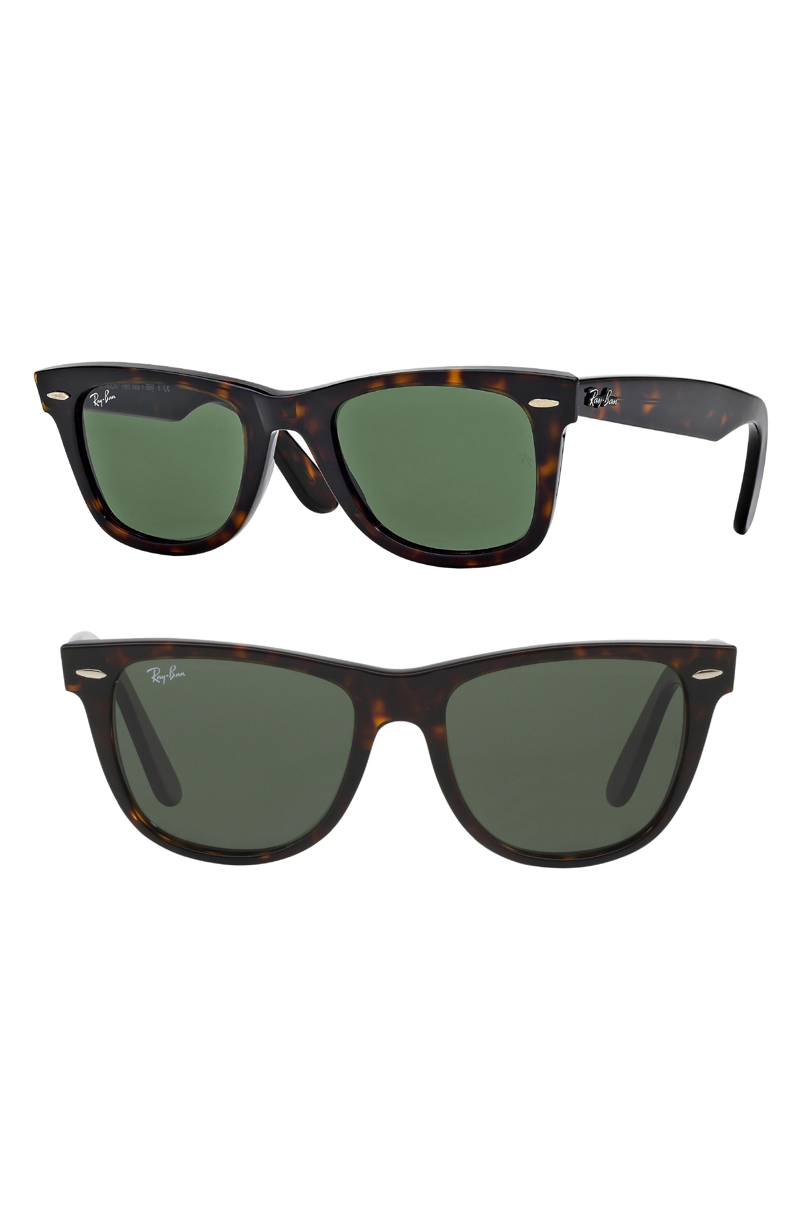 ,                             Large Classic Wayfarer 54mm Sunglasses,                             Main thumbnail 3, color,                             200