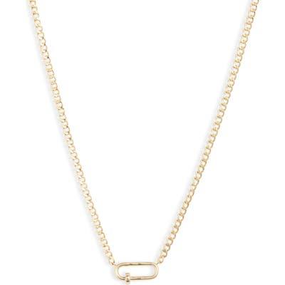 Meira T Link Pendant Necklace