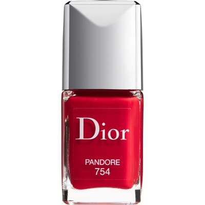 Dior Vernis Gel Shine & Long Wear Nail Lacquer - 754 Pandore