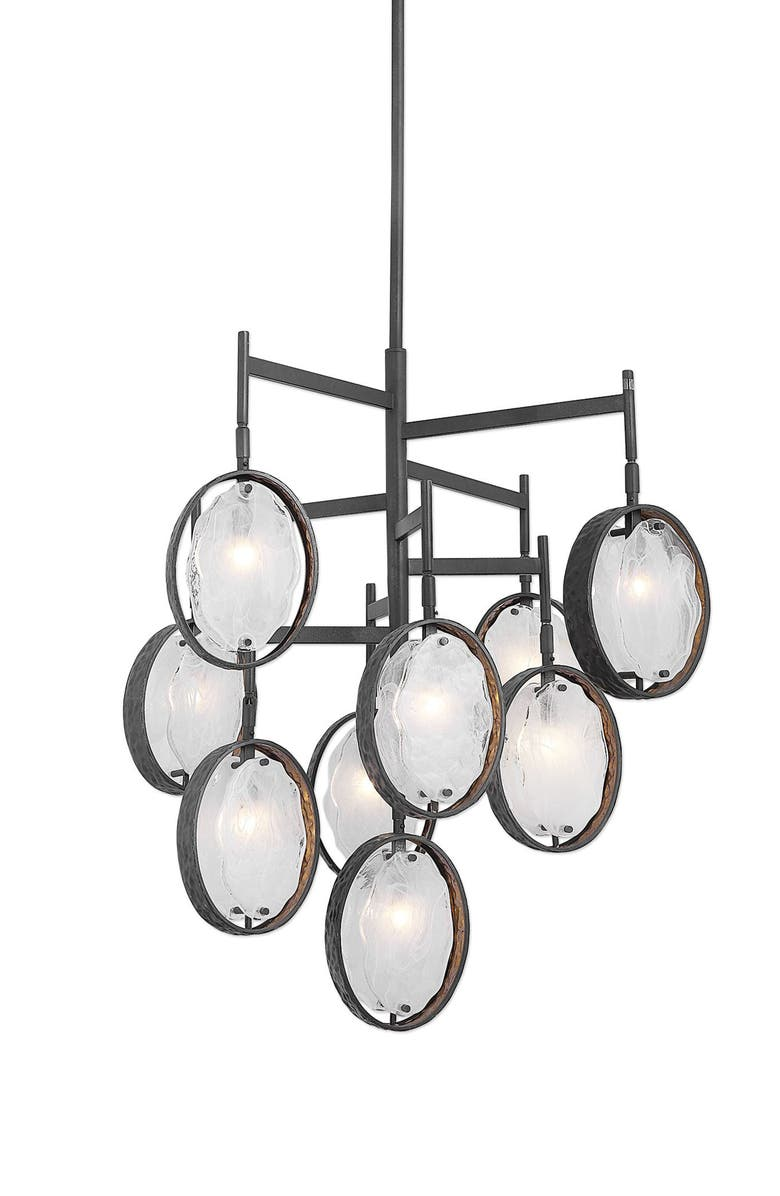 Uttermost Maxin 9 Light Chandelier