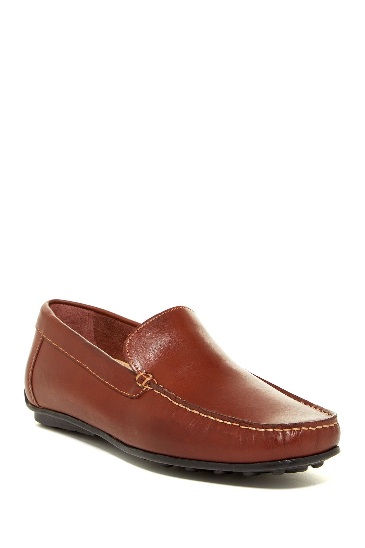 Image of WALLIN & BROS Lauderdale Leather Loafer