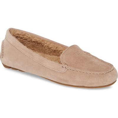 Taryn Rose Kate Driving Loafer- Ivory