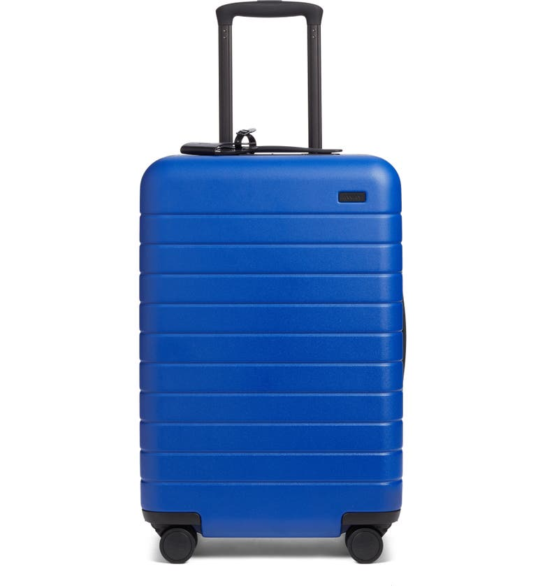 AWAY The Bigger Carry-On Hard Shell Suitcase, Main, color, 400