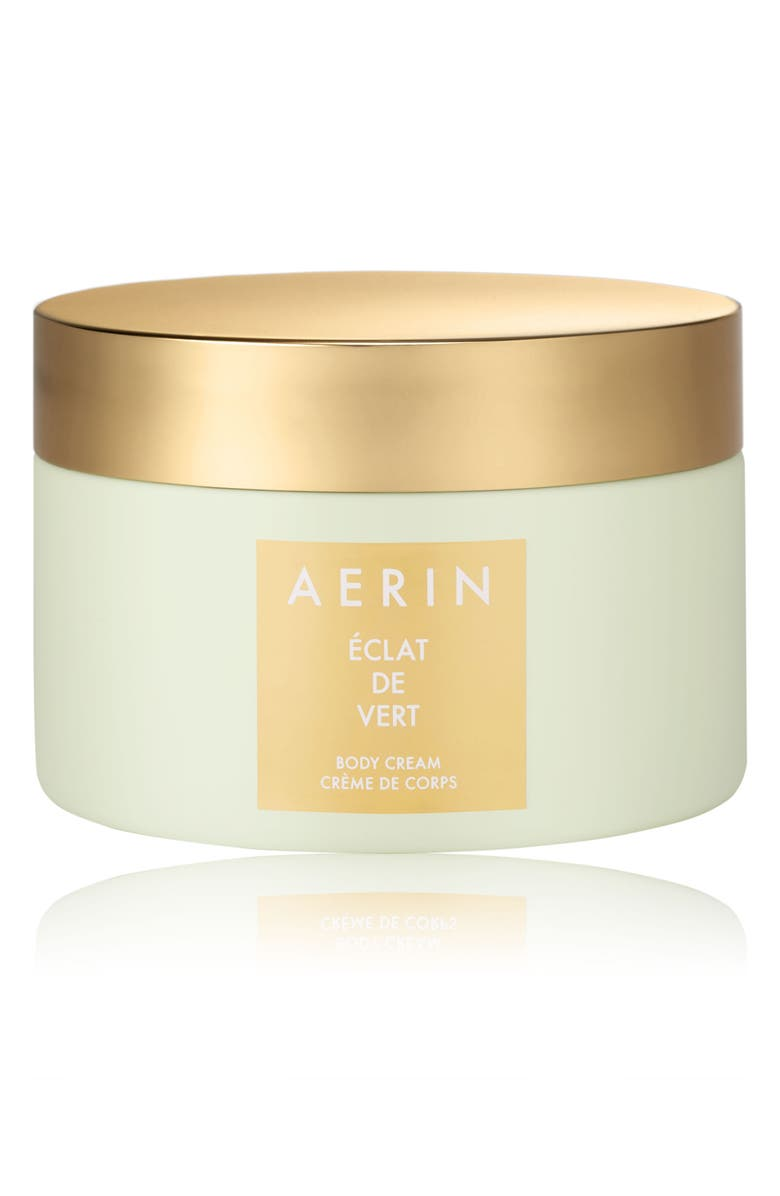 ESTÉE LAUDER AERIN Beauty Éclat de Vert Body Cream, Main, color, NO COLOR