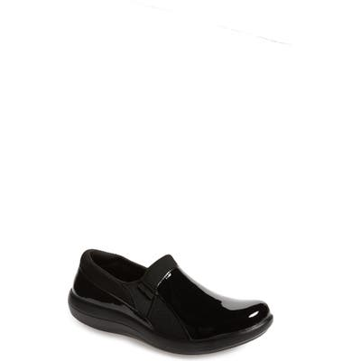 Alegria Duette Loafer,8.5- Black