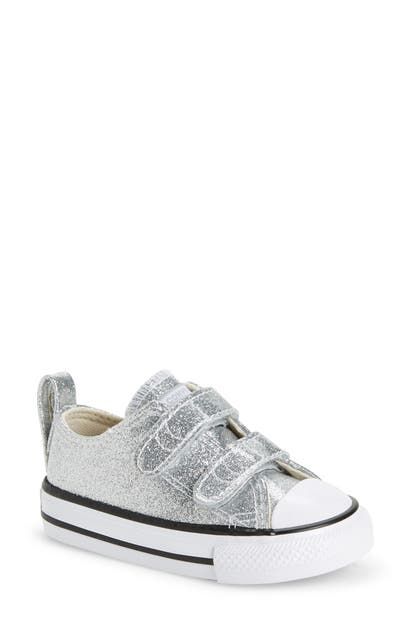 Converse ALL STAR GLITTER LOW TOP SNEAKER