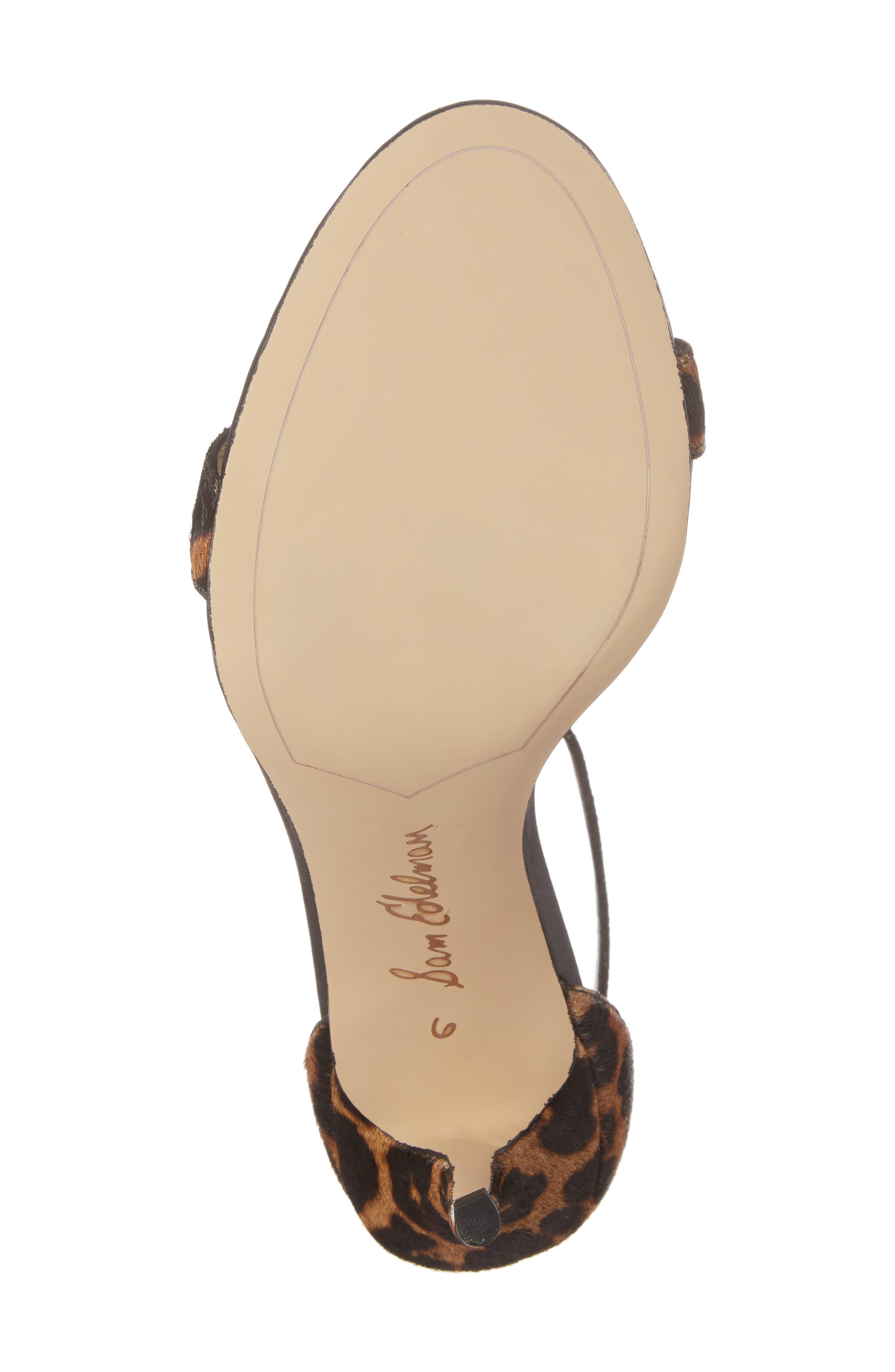 ,                             'Patti' Ankle Strap Sandal,                             Alternate thumbnail 167, color,                             201