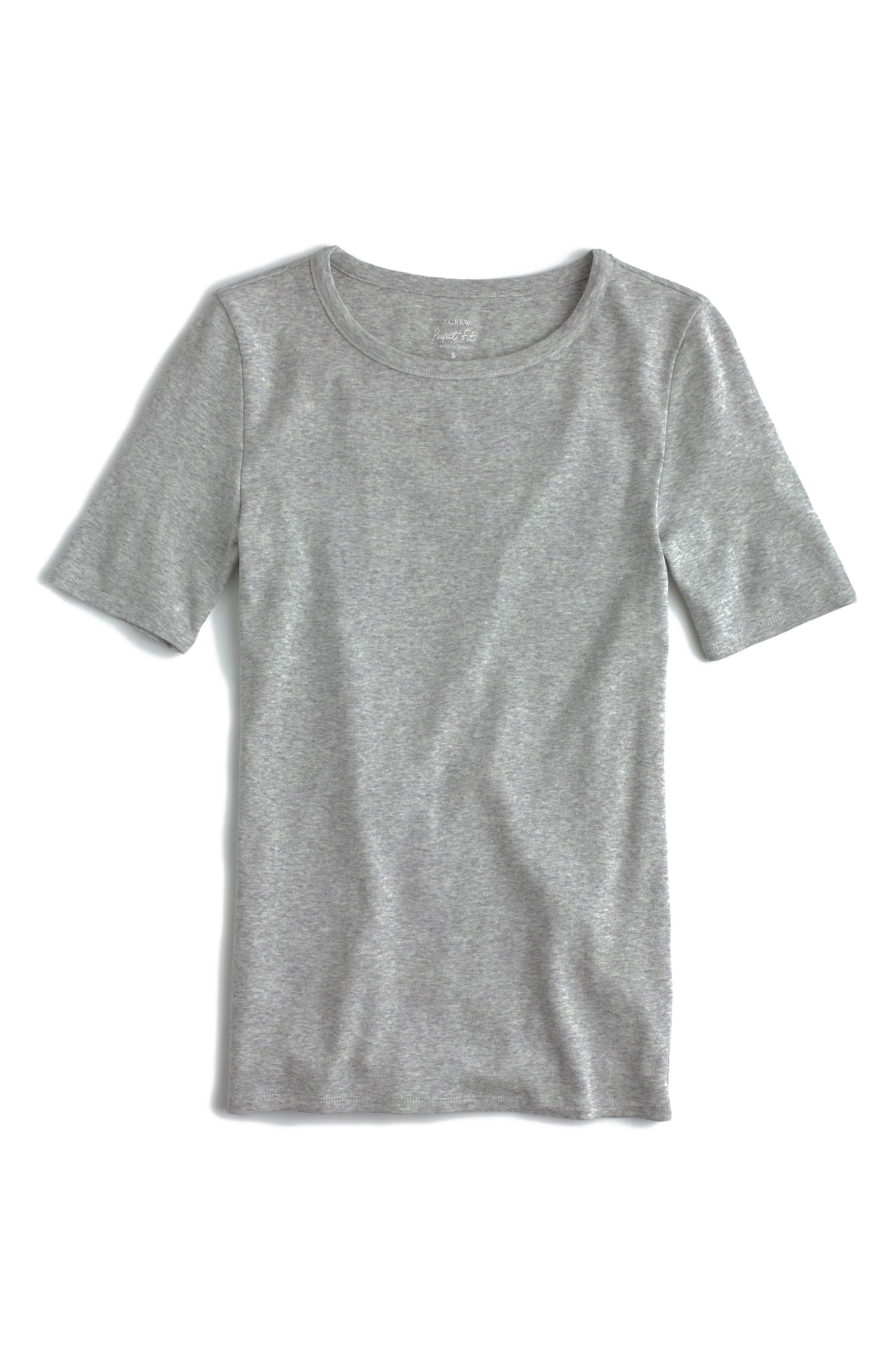 ,                             New Perfect Fit Tee,                             Main thumbnail 25, color,                             027