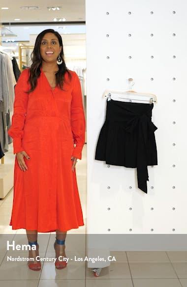 Ruffle Miniskirt, sales video thumbnail