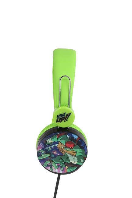 Image of VIVITAR Teenage Mutant Ninja Turtles Kids Safe Headphones