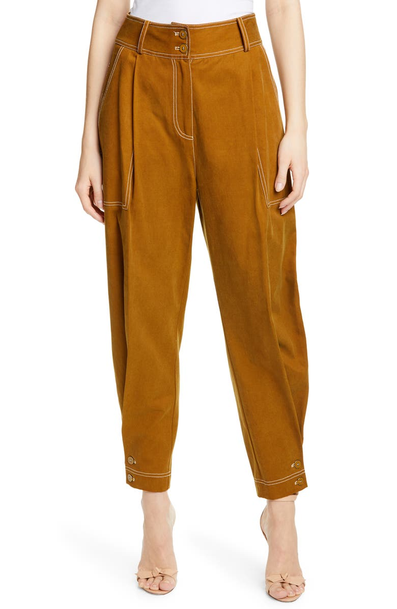 Fleet Tapered Pants by Ulla Johnson