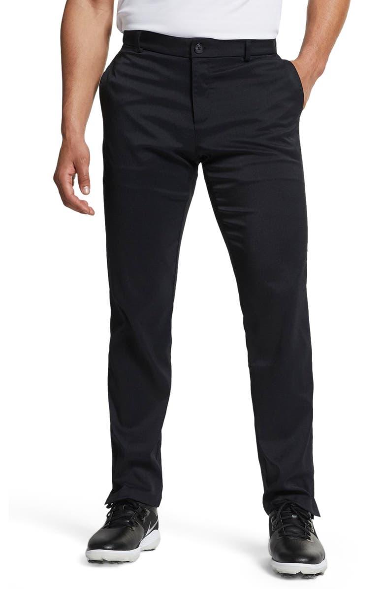 NIKE Flex Core Golf Pants, Main, color, BLACK/ BLACK
