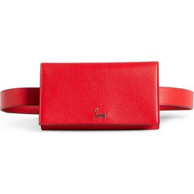 Christian Louboutin Boudoir Leather Belt Bag -