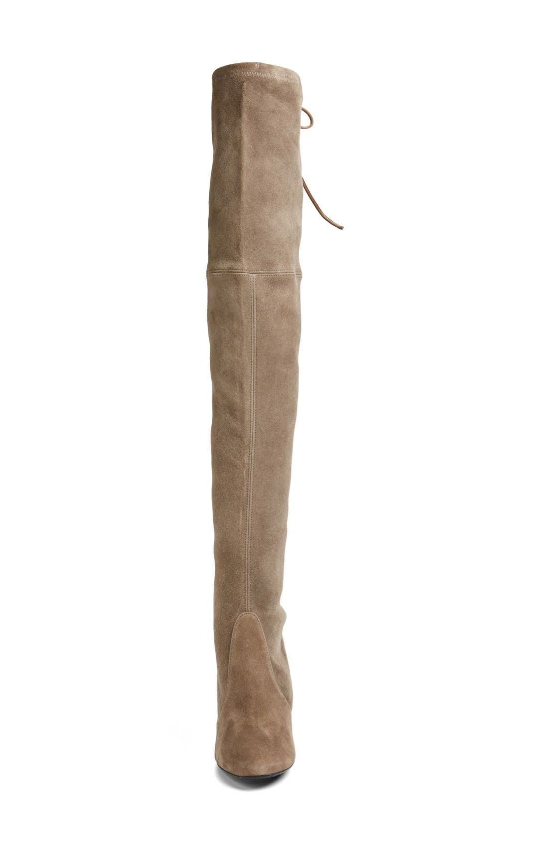 ,                             'Highland' Over the Knee Boot,                             Alternate thumbnail 51, color,                             270