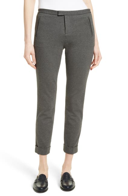 Image of ATM Anthony Thomas Melillo Slim Crop Pants