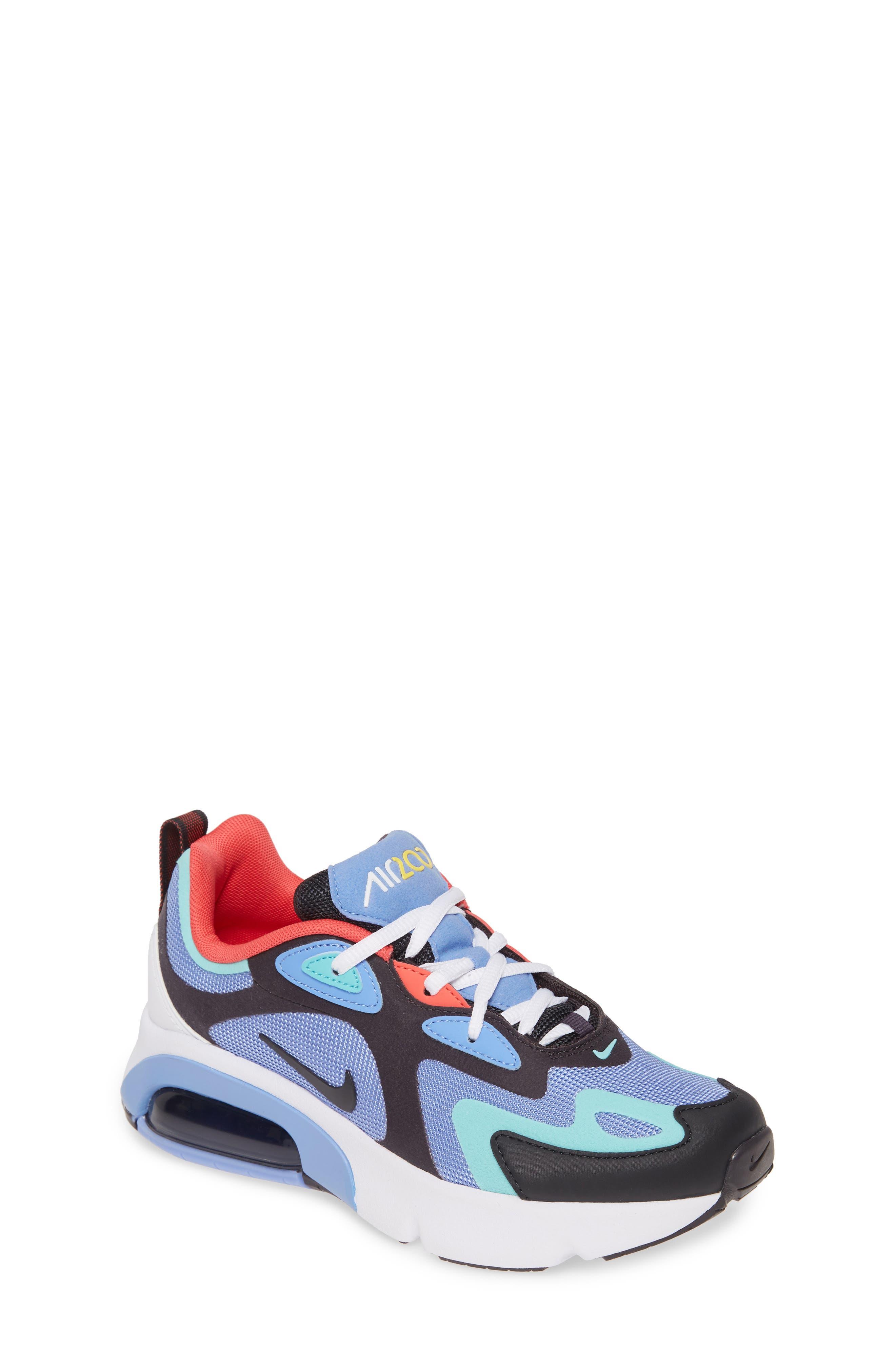 Infant Boys Nike Air Max 200 Sneaker Td Size 4 M  Blue