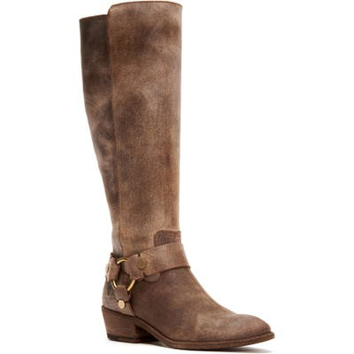 Frye Carson Harness Tall Boot, Brown