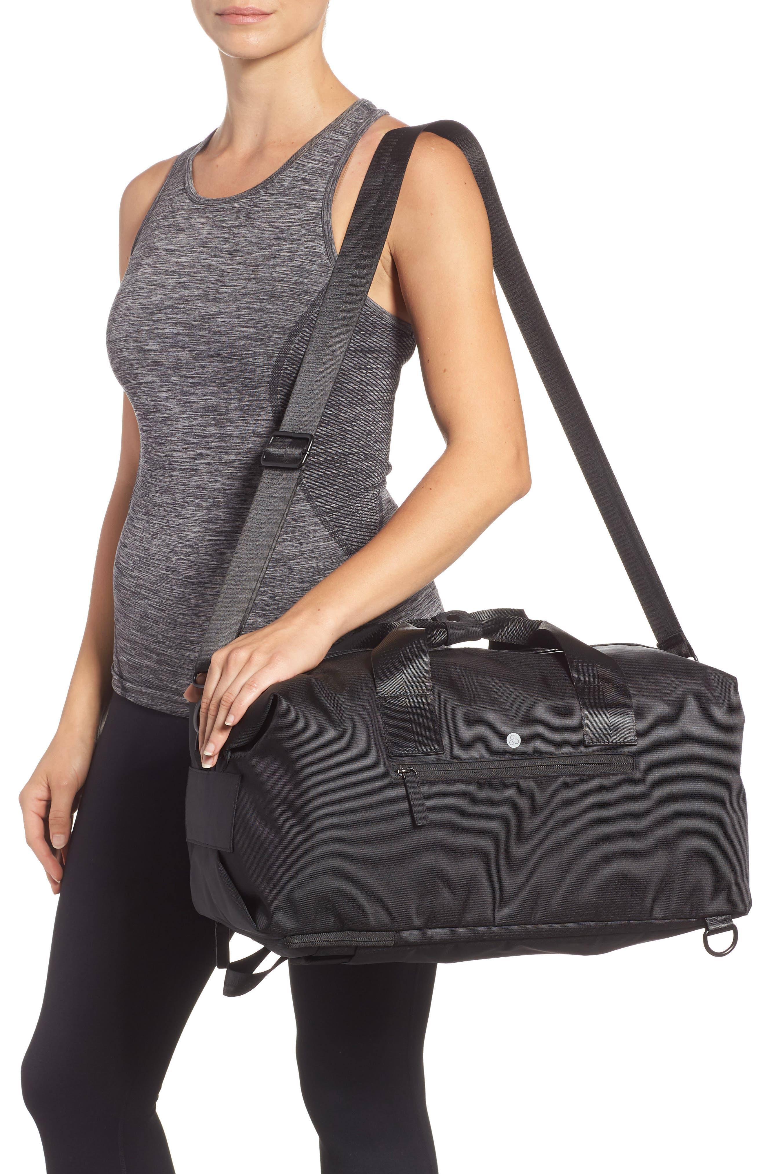 ,                             Convertible Duffle Backpack,                             Alternate thumbnail 4, color,                             001