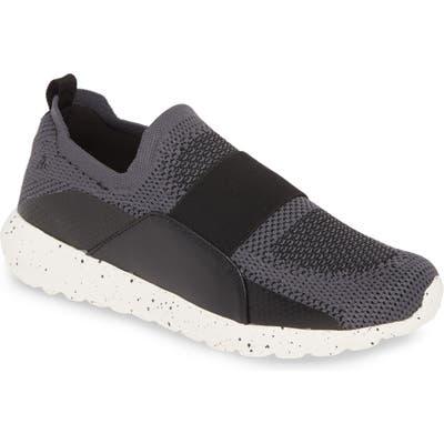 Bernie Mev. Asako Slip-On Sneaker, Grey