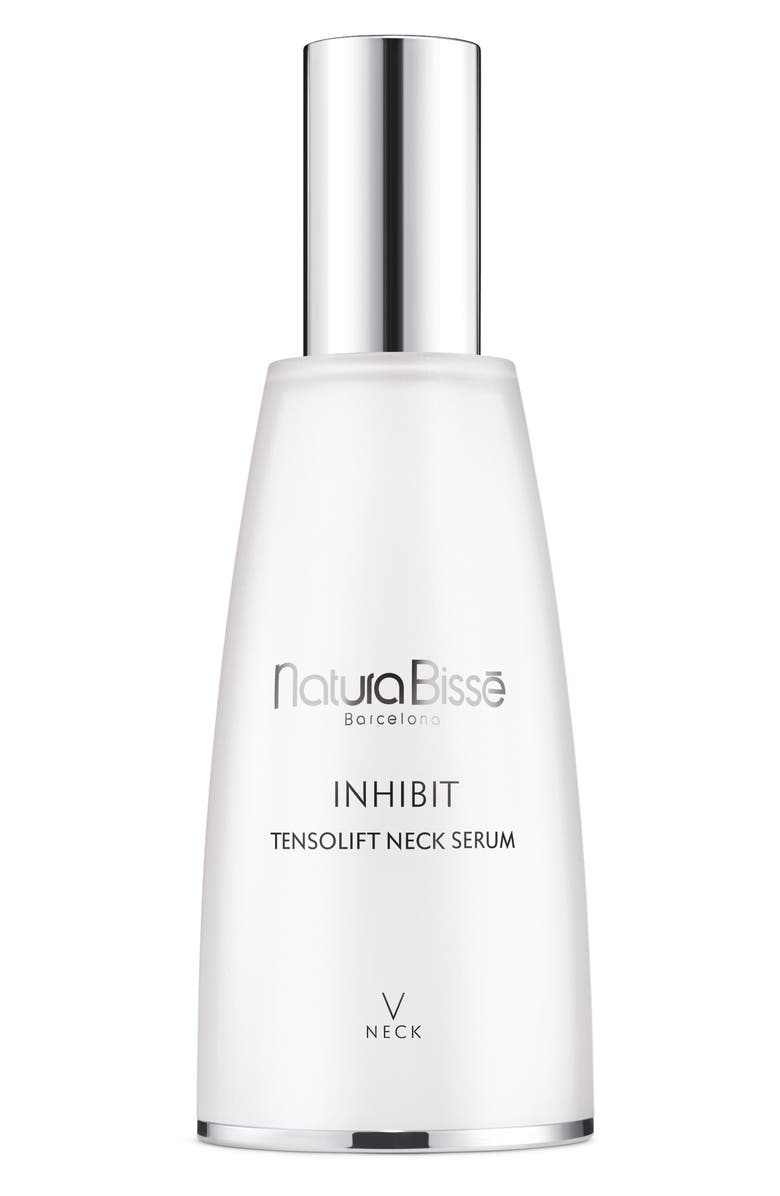 NATURA BISSÉ Inhibit High Definition Neck Serum, Main, color, NO COLOR