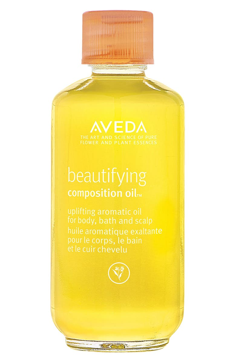 AVEDA beautifying composition<sup>™</sup> Moisturizing Oil, Main, color, NO COLOR