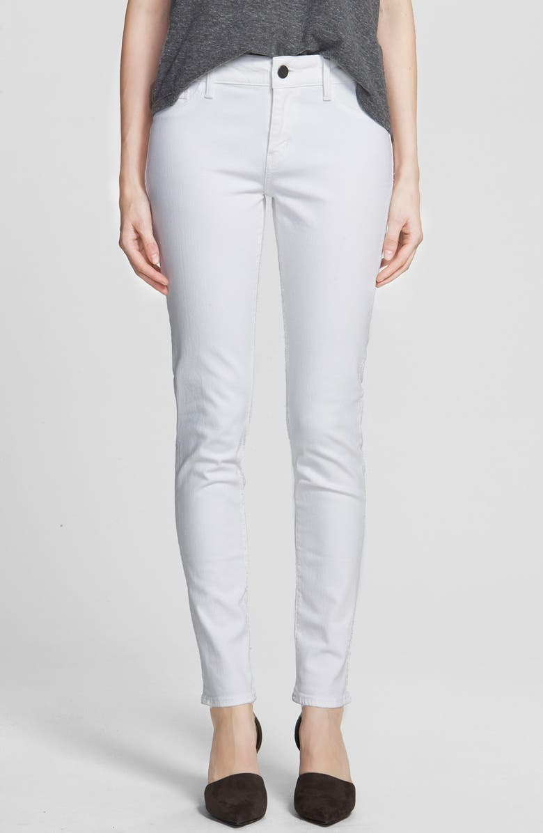 TREASURE & BOND Treasure&Bond Skinny Jeans, Main, color, 100