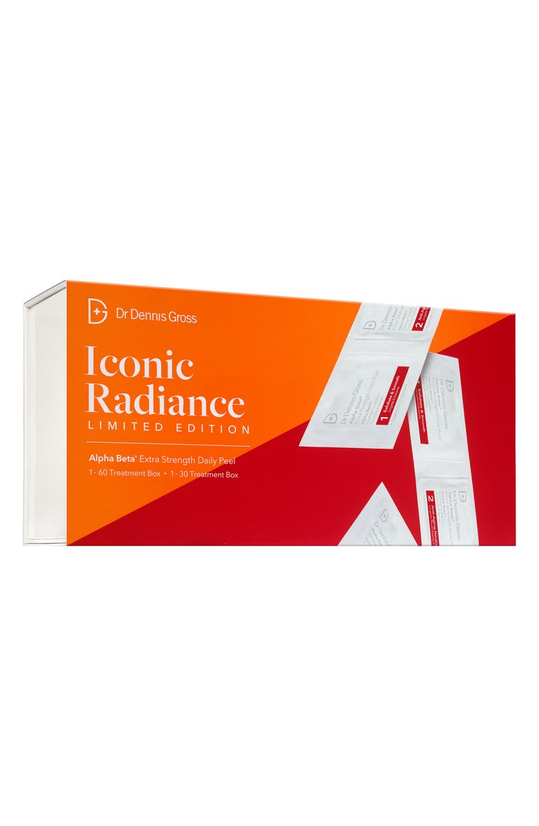 DR. DENNIS GROSS Skincare Iconic Radiance Alpha Beta<sup>®</sup> Extra Strength Daily Peel, Main, color, NO COLOR