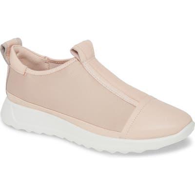 Ecco Flexure Running Shoe, Pink