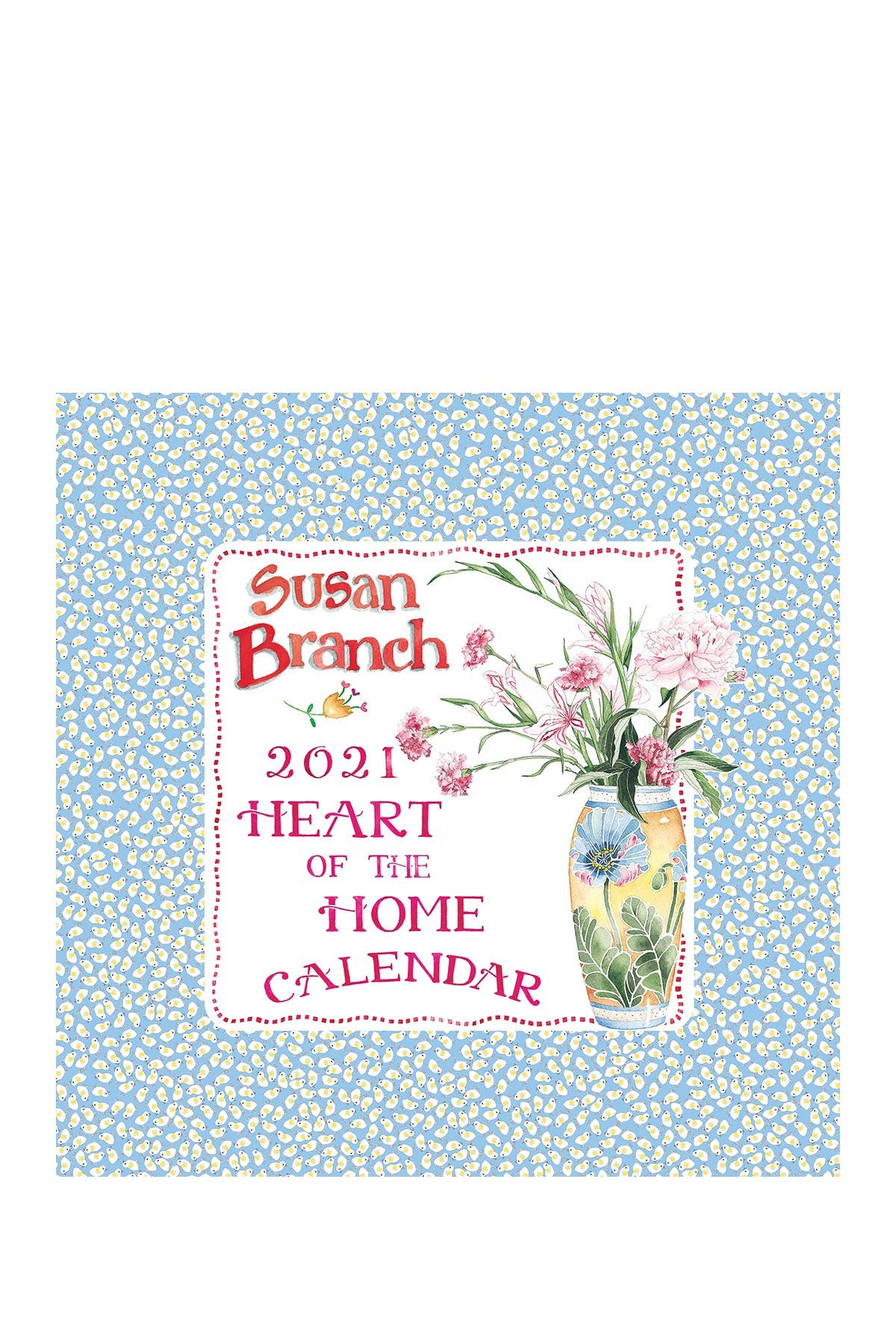 Image of TF Publishing 2021 Susan Branch (Heart of the Home) Wall Calendar