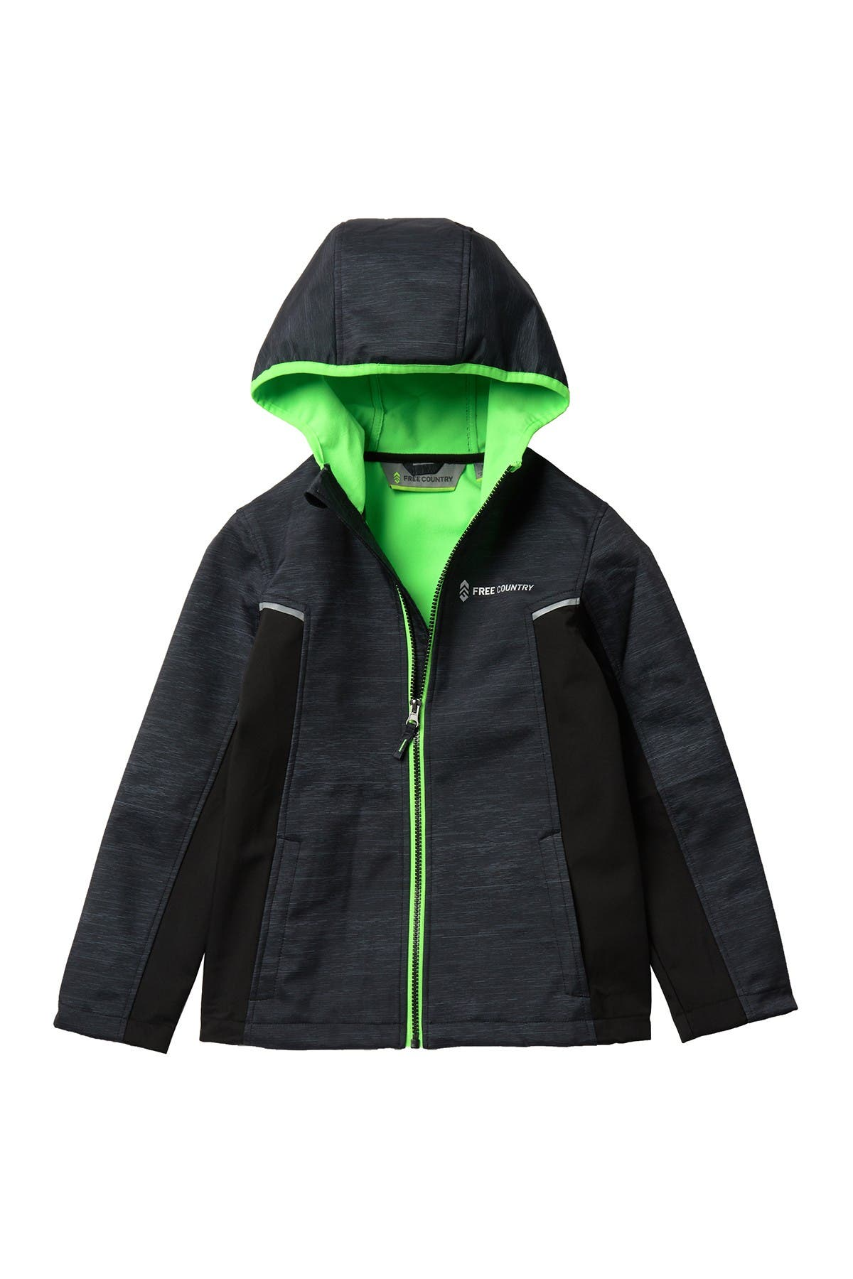 Image of Free Country Softshell Jacket