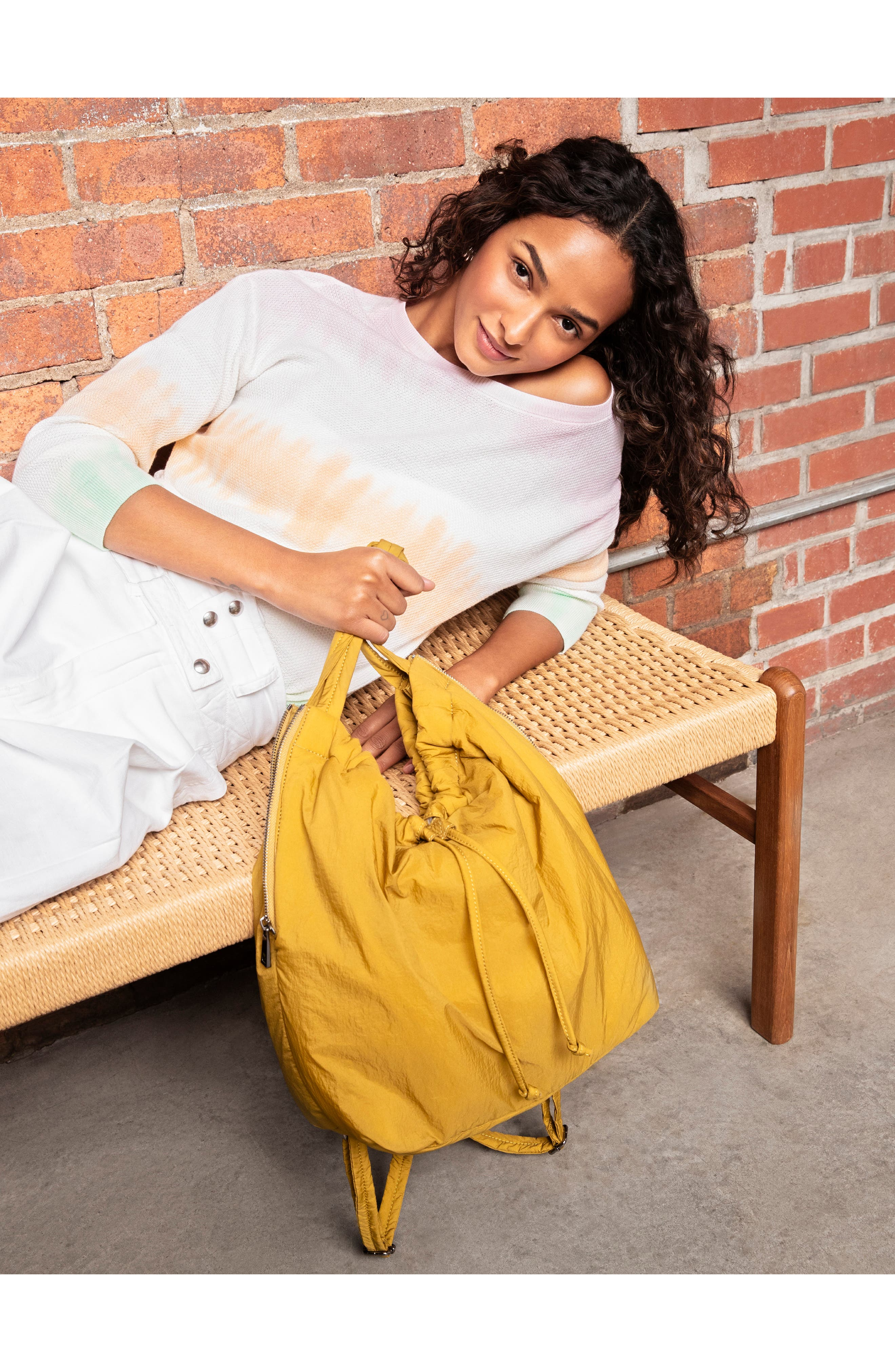 Image of Vince Camuto HARLO BACKPACK